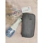 Мултифункционален орален душ, електрическа четка за зъби с водна струя под налягане в комплект с въртяща глава и 5 различни функции за почистване на венеца и междузъбното пространство