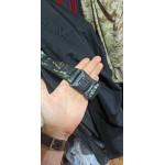 Военен тактически колан с метална тока за бързо освобождаване и закачане, регулируема дължина за точно пасване и дължина от 125см, изработен от 100% найлон