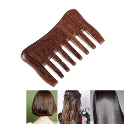 2 в 1 Гребен за коса и масажор за гуа ша и лифтинг масаж на лицето.