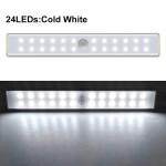 Вид: 24 диода - 20см - бяла светлина