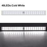 Вид: 40 диода - 30см - бяла светлина
