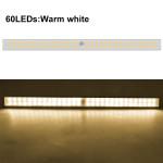 Вид: 60 диода - 40см - жълта светлина