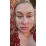 Самозалепваща кинезио терапефтична лента срещу бръчки по кожата на лицето както и облекчаване на болка в мускулите и подкрепа на връзките при тренировка или контузия
