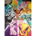 Изцяло принтиран цветен суичър с Pokemon Dragon, блуза с качулка с цветен принт с героите от филма Покемон, Пикачу размери за деца и възръстни и избор от 18 дизайна