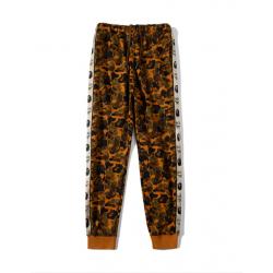 Мъжки камуфлажни панталони BAPE x McM, долнище Bape