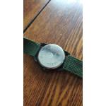 Мъжки часовник с изчистен дизай военен стил, с текстилна каишка и 5 страхотни цвята воийнишко зелено, черно, бяло, синьо, кафяво