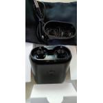 Портативна водоустойчива мини електрическа самобръсначка с 2 плаващи стоманени глави с usb зареждане за лесно   бръснене по всяко време и навсякъде