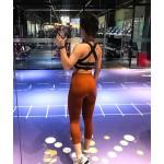 Дамски секси спортен клин с висока талия за фитнес, йога, пилатес и др. спортове с избор от 6 цвята