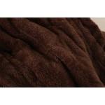 Дамско зимно яке парка, с мека и топла подплата, качулка с пухче, и избор от 16 различни цвята