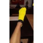 Мъжки памучни чорапи с пет 5 пръста, меки и удобни за всички сезони, подходящи за размер от 38  до 43 номер.