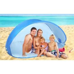 Компактен заслон тента мини палатка и сенник за плаж, за парка или пикник на открито, с UV защита