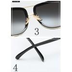 Слънчеви очила със стилен винтидж ретро дизайн унисекс в 10 различни цвята