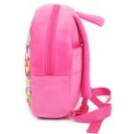 Малка плюшена раница чанта за бебета и деца, детска градина и първи клас, изработена от мек и лек материал Детска раница с цветен принт на BATMAN, MICKEY MOUSE, MINI, DORA, SPIDERMAN, IRONMAN