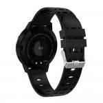 Многофункционален смарт часовник с тъчскрийн дисплей от закалено стъкло - измерване на пулс, налягане, мултиспорт, здравословен тракер и други