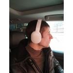 Безжични/жични блутут 5.0 сгъваеми HiFi слушалки с микрофон, съвместими с всички блутут устройства