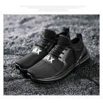 Мъжки спортни обувки/маратонки за бягане с дишащо ходило, размери 36 до 48