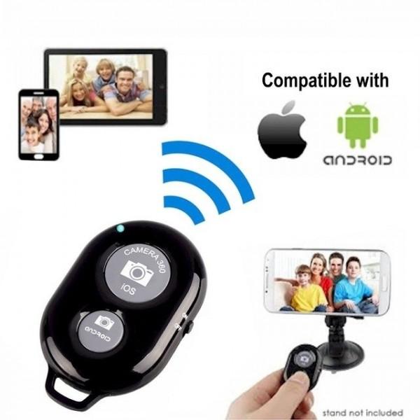 Блу тут дистанционно ключодържател за селфи снимки от разстояние за iOS и Android