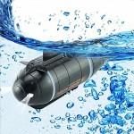 Мини ядрена подводница с дистанционно управление, зареждане с USB подходяща за всички възрасти