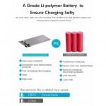 Портативнo външнo мини зарядно с dual USB и капацитет 20000mAh за мобилни телефони iPhone,Samsung,Xiaomi