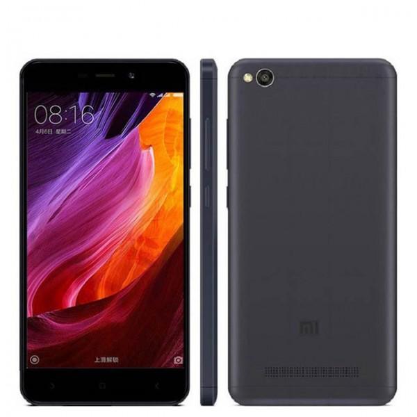 Оригинален смартфон Xiaomi Redmi 4A със Snapdragon 425, четириядрен с 2GB RAM+16gb ROM, 4G LTE и 13 MP HD камера с резолюция 1280x720