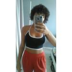 Модерно секси дамско бюстие размер, подходящо за фитнес и спорт