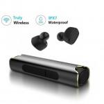 Безжични блутут стерео слушалки, тапи, водоустойчиви