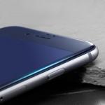 Протектор за екран за Iphone Айфон 6s, 6s Plus, 7, 7 Plus от закалено подсилено стъкло 0.23мм с мека мембрана за лесен монтаж