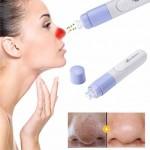 Електрически уред за почистване на порите на лицето и вакумен масаж и подобряване кръвообращението на лицето